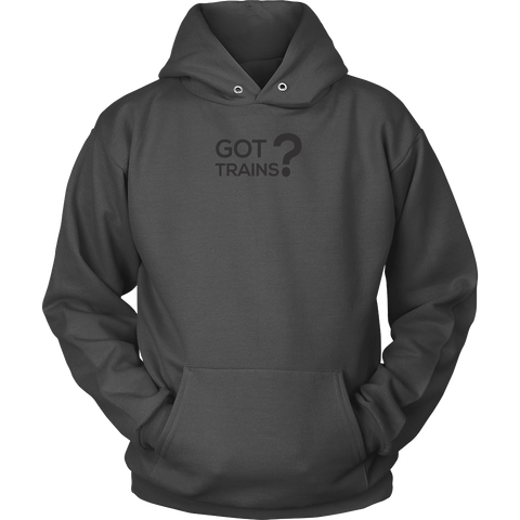 Got Trains? - SPT Official Hoodie