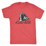 Next Level Brand South Plains Trains High Quality T-Shirt