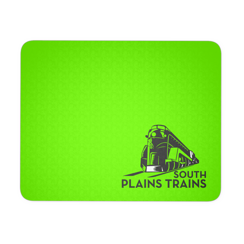 South Plains Trains Mousepad - Multiple Colors