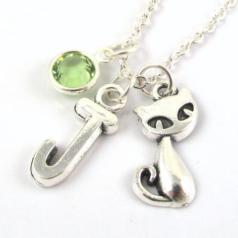 Cat Necklace 2