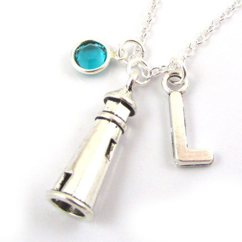 Lighthouse Necklace