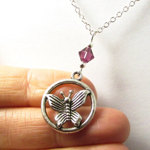 Butterfly Necklace II