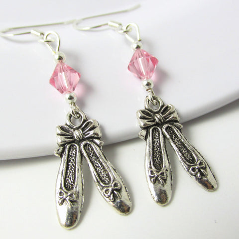 Ballet Earrings