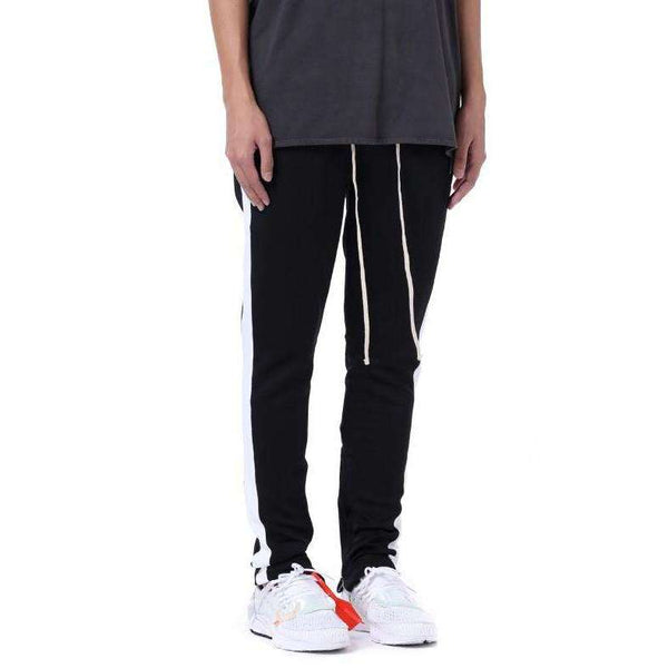 RETRO PANTS - BLACK / WHITE - DSRCV