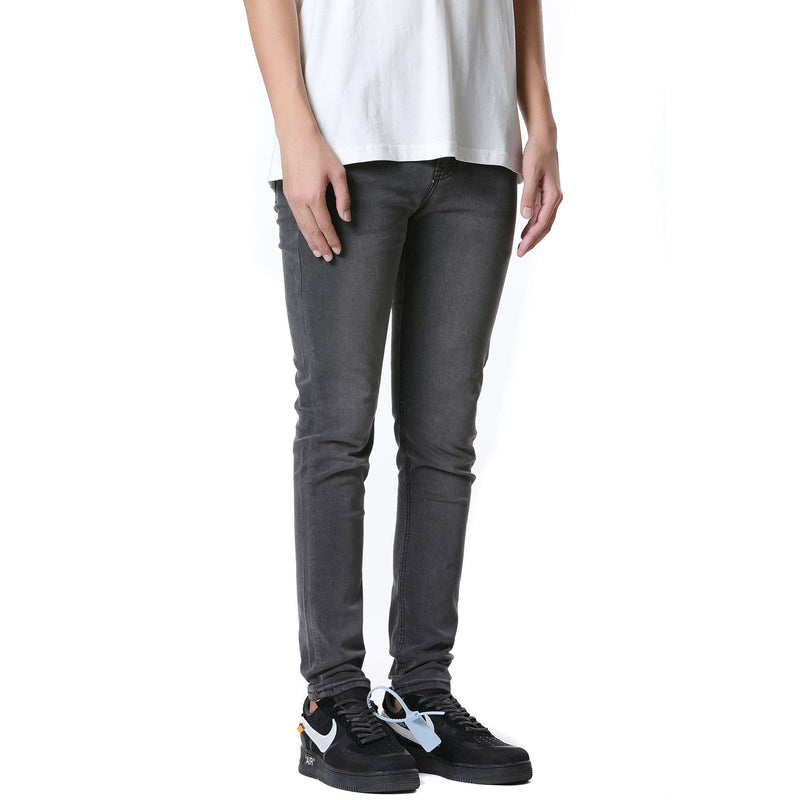 ESSENTIAL DENIM - CHARCOAL
