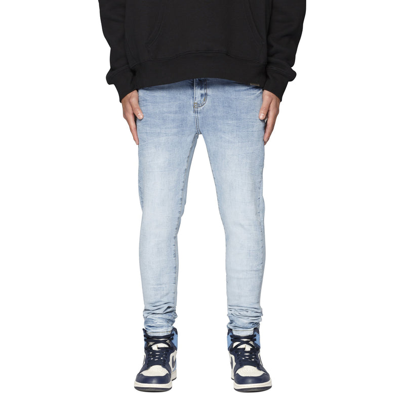 ESSENTIAL DENIM - LIGHT INDIGO - DSRCV