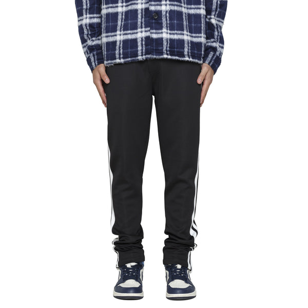SPLIT PANT - WHITE / BLACK - DSRCV