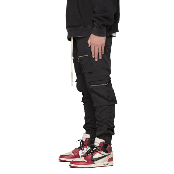 TACTICAL PANT - BLACK - DSRCV