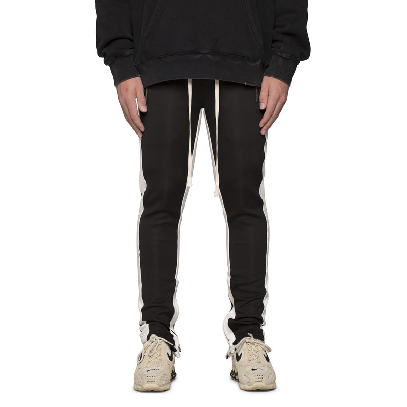 RETRO PANTS V2 - BLACK / WHITE - DSRCV