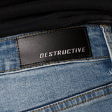 ESSENTIAL DENIM - OXFORD BLUE - DSRCV
