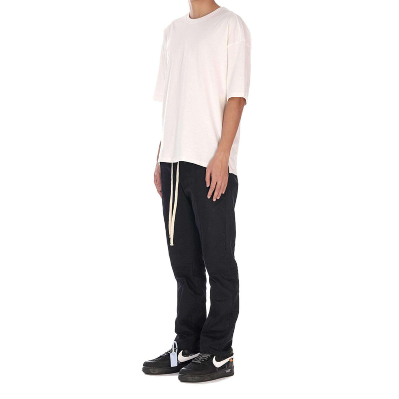 CASUAL PANTS - BLACK