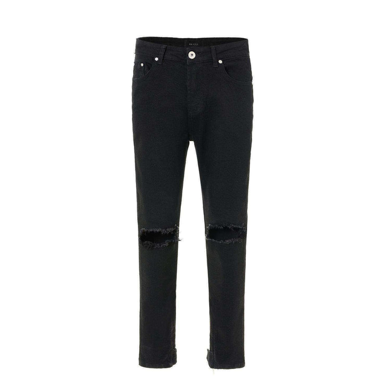 CLOSURE DENIM - BLACK