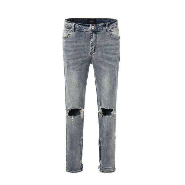 CLOSURE DENIM - BLUE
