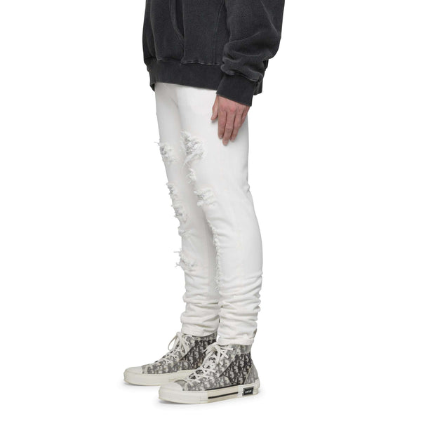 DIAMOND DENIM - WHITE - DSRCV