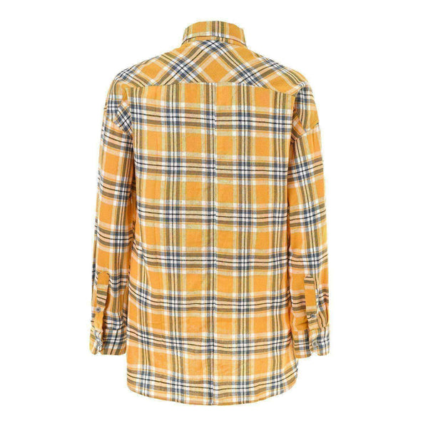 ESSENTIAL FLANNEL - YELLOW