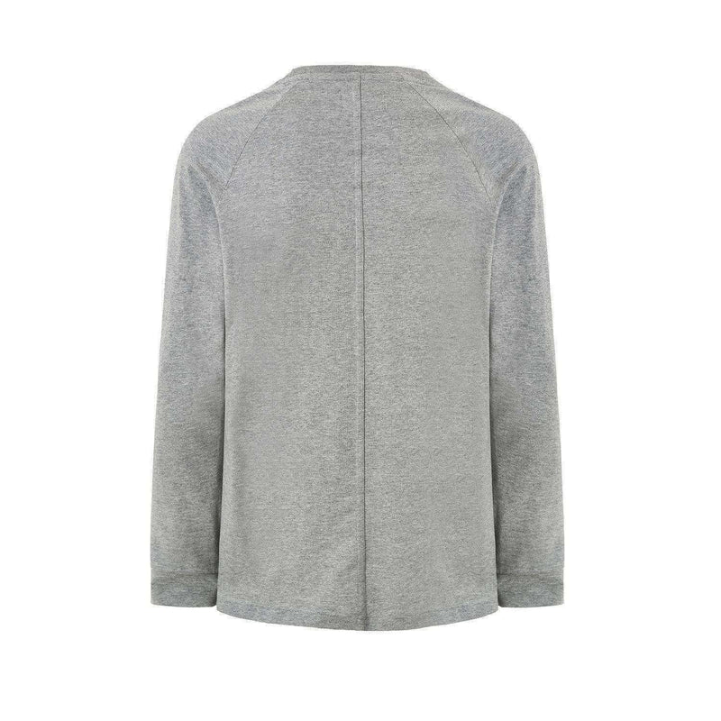 ESSENTIAL LONGSLEEVE TEE - GREY