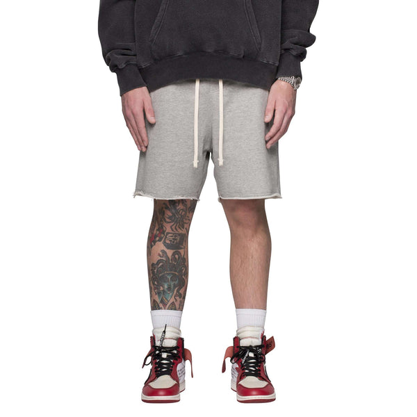 ESSENTIAL SHORT - GREY - DSRCV