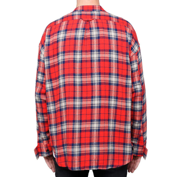 FLANNEL - RED