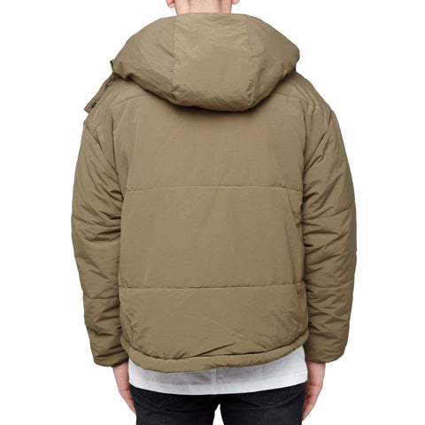 PADDED JACKET - OLIVE
