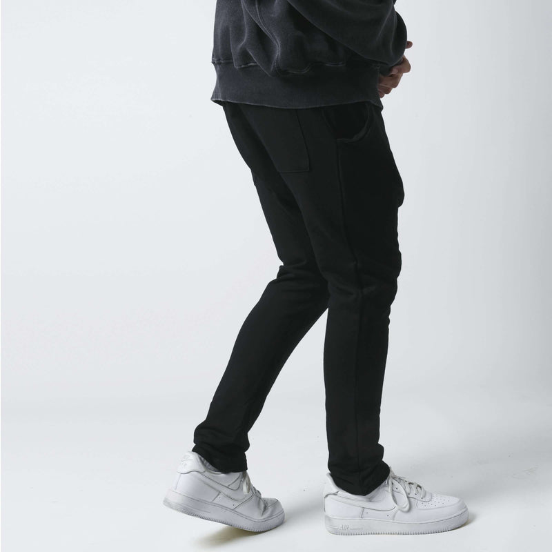 RELAXED PANT - BLACK