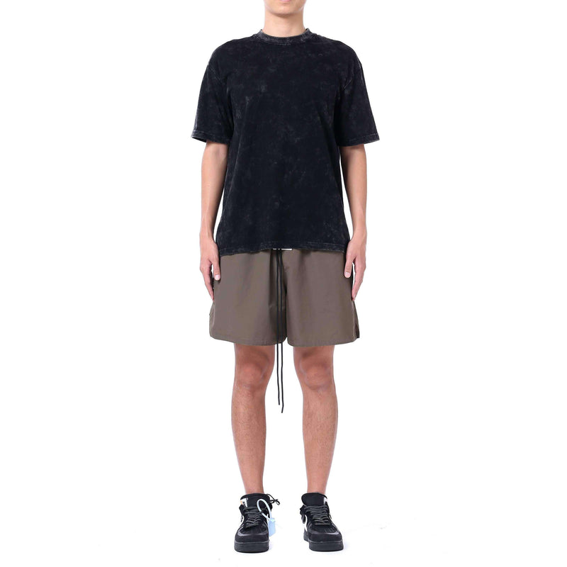 RELAXED SHORTS - SAGE