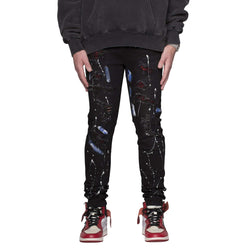 RUBY SPLASH DENIM - VINTAGE BLACK - DSRCV