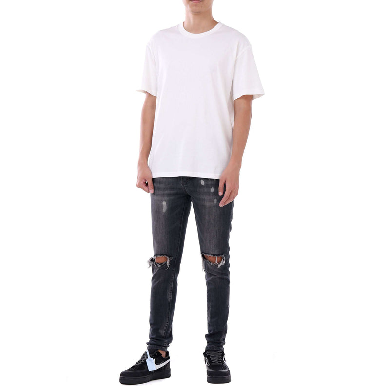 SPLATTER DENIM - GREY - DSRCV