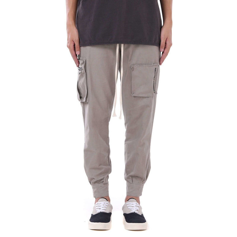 TACTICAL PANTS V2 - GREY - DSRCV