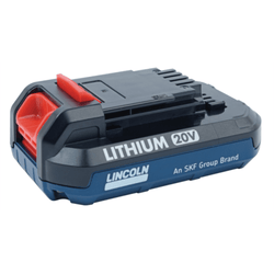 Lincoln 20V Lithium-Ion Battery 1871