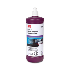 3M Perfect-It Rubbing Compound, 1 Quart 6085