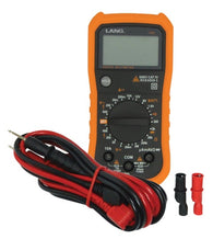 Lang Tools 13809 CAT III Digital Multi Meter