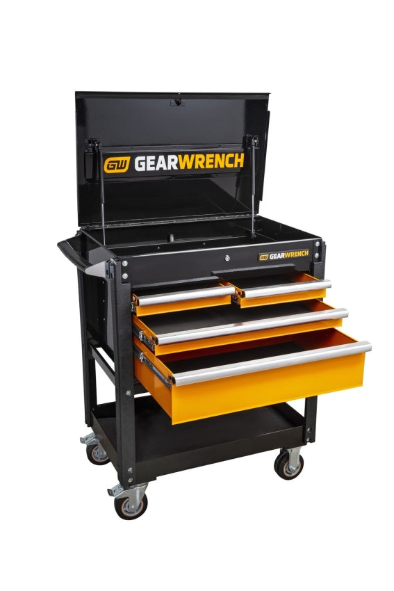 GearWrench 83168 4 Drawer Mobile Tool Cart