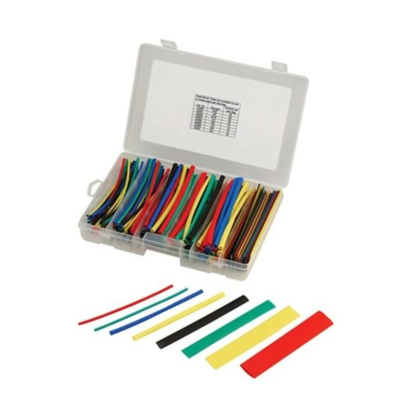 Tool Aid 23250 160 piece Assorted Heat Shrink Tubes