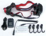 MAXXEON WorkStar Technician's Rechargeable 700 Lumen Headlamp MXN-00621