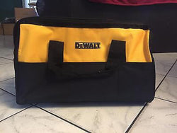 "DeWalt Heavy Duty Tool Bag 18 1/2"" X 11"" X 11"" DCK019"