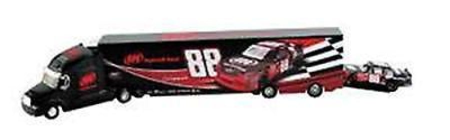 Ingersoll Rand Cole Whitt #88 Collectible Die-Cast Hauler and Race Car IR HAULER