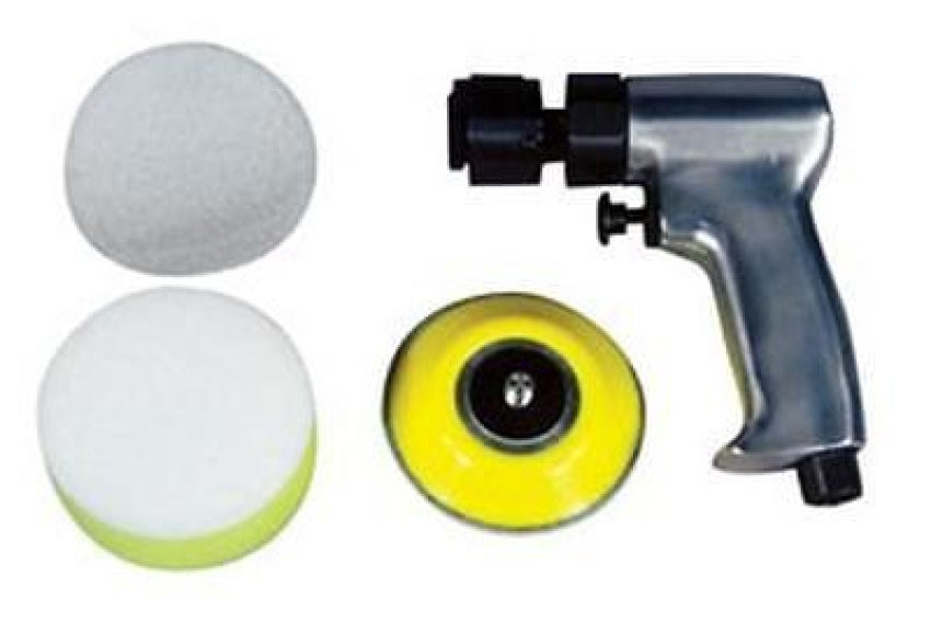 Astro Pneumatic Complete Dual Action Sanding & Polishing Kit 3050