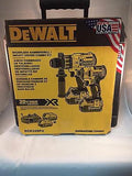 NEW Dewalt 20V MAX XR Li-Ion Brushless Hammerdrill & Impact Driver Kit DCK299P1