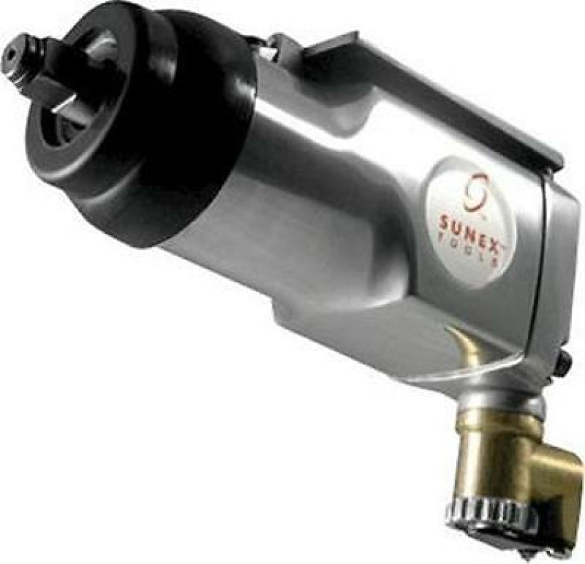 "Sunex 3/8"" SX111 Butterfly Palm Grip Impact Wrench Built in Regulator"