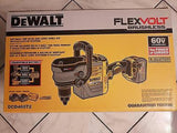 FLEXVOLT 60-Volt Lithium-Ion 1/2 in. Cordless Stud and Joist Drill DCD460T2