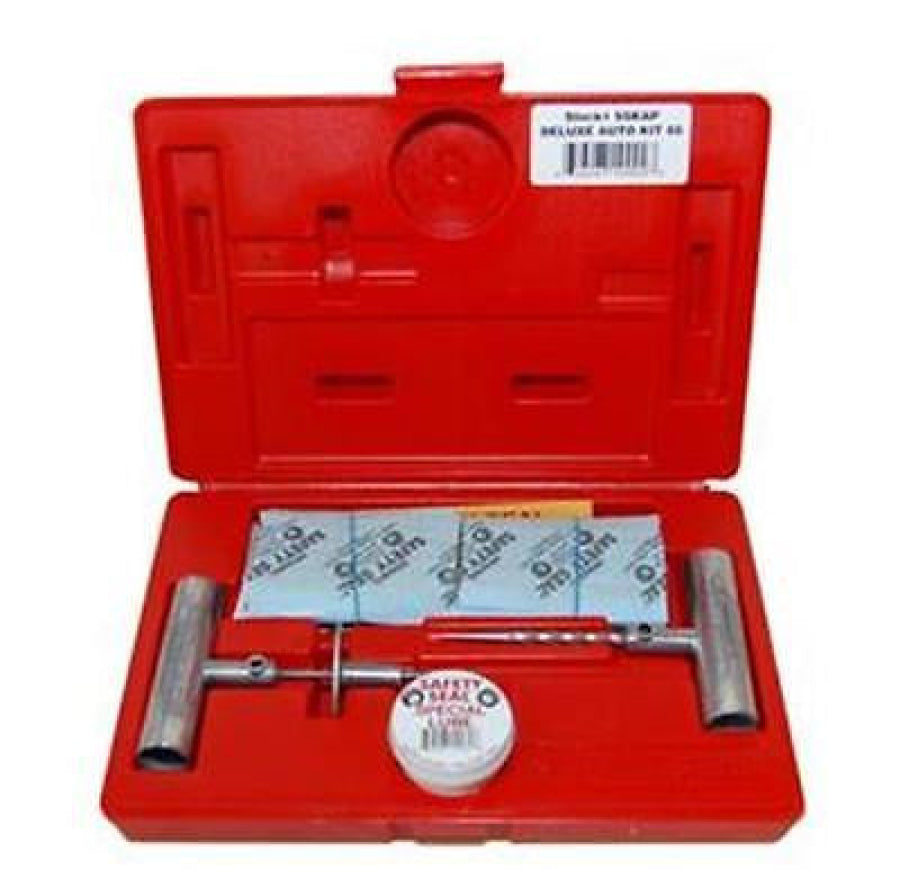 New Safety Seal 30 String Professional Tire Repair Kit