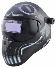 Save Phace Extreme Face Protector I Series Welding Helmet, Skeletor 3012466