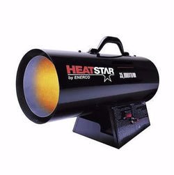 Enerco Heat Star Portable Forced Air Propane Heater, 35,000 BTU/HR F170035