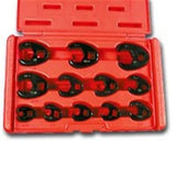 "Astro Pneumatic12 Piece 3/8"" Drive SAE Wrench Set 7112"