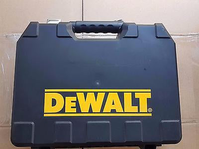 DeWalt DCF895M2 HARD CASE ONLY Fits 2 Dewalt Batteries DCF895BA & Charger