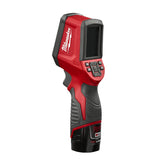 Milwaukee 2558-21 M12 Thermal Imager Kit w/ (1) 1.5Ah Battery, Charger & Soft Case