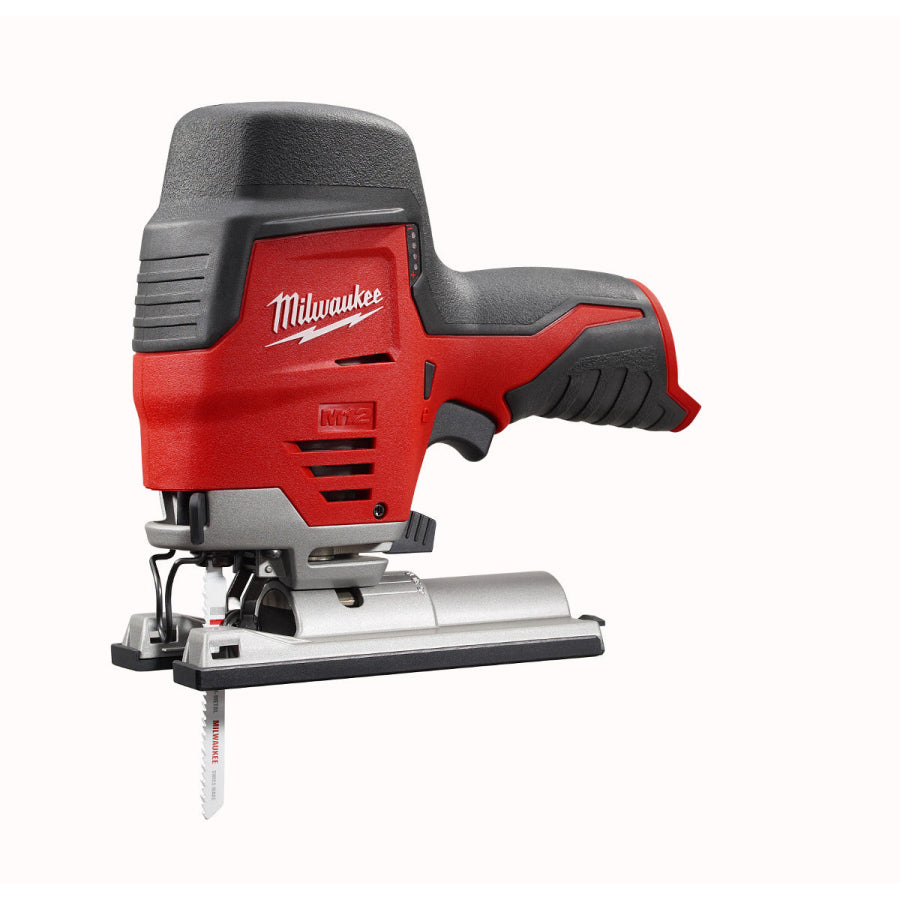Milwaukee M12 Cordless Jig Saw (Tool-Only) 2445-20
