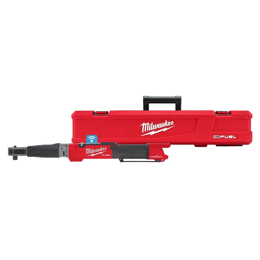 "Milwaukee 2466-20 M12 FUEL ONE-KEY 1/2"" Digital Torque Wrench (Tool-Only)"
