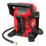 M12 2475-20 12-Volt Lithium-Ion Cordless Compact Inflator (Tool-Only)