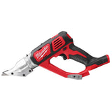MIlwaukee M18 18-Gauge Double Cut Metal Shear (Tool-Only) 2635-20